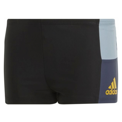 adidas INF CB BX BOY schwarz - Badehose für Jungs