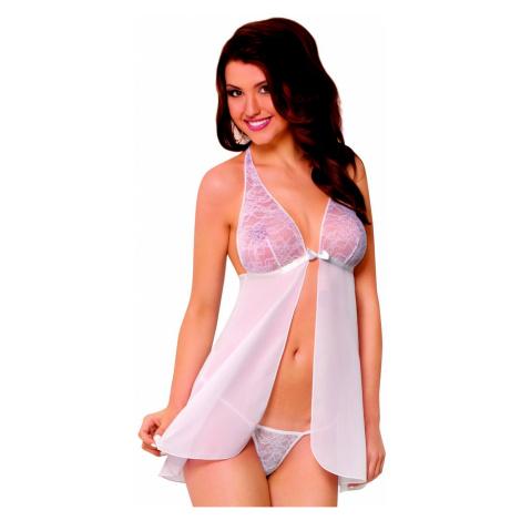 Luxuriöse Nachthemden für Damen Irina white SoftLine Collection
