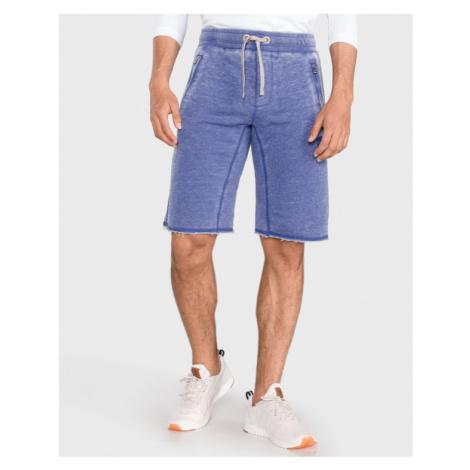 Blauer Shorts Blau