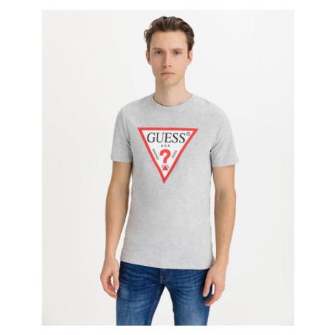 Guess Original Logo T-Shirt Grau