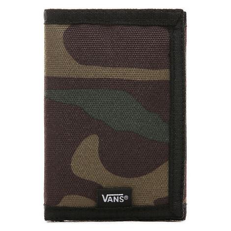 VANS Slipped Brieftasche (classic Camo) Herren Grün, One Size