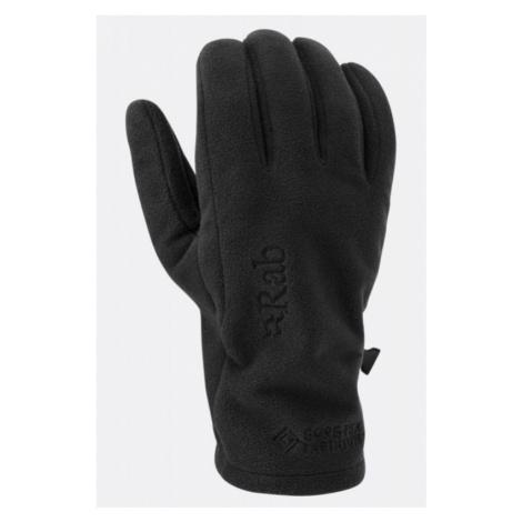 Handschuhe Rab Infinium Winddicht Handschuh black/BL