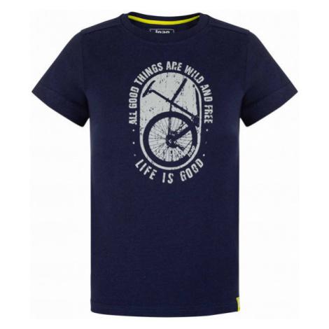 Loap BAAKIS schwarz - Jungen T-Shirt