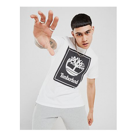 Timberland Stack Logo T-Shirt Herren - Herren