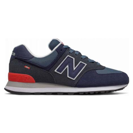 New Balance ML574EAE blau - Herren Sneaker
