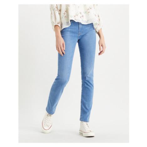 Levi's® 724™ High Rise Straight Jeans Blau Levi´s