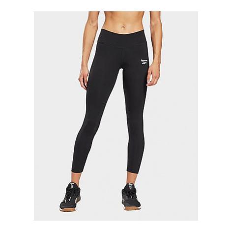 Reebok reebok identity leggings - Black - Damen, Black
