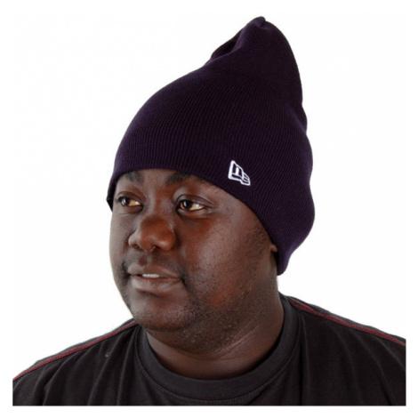 New Era Essential Long Knit Cuff NE Black