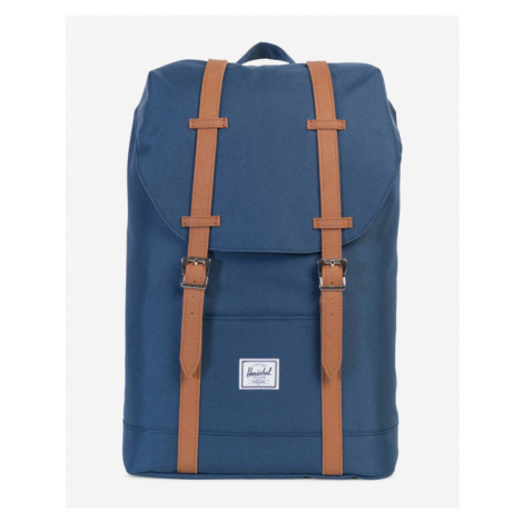 Herschel Supply Retreat Medium Rucksack Blau