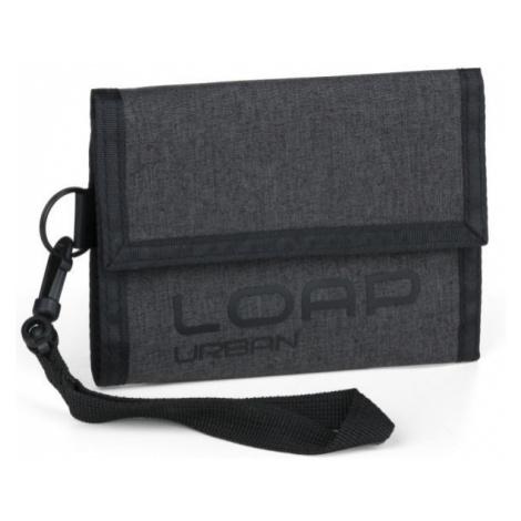 Loap TAMP dunkelgrau - Geldbörse