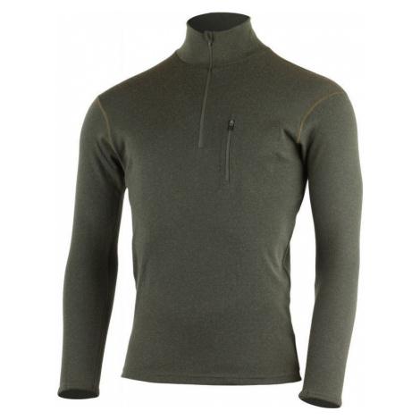 Herren Merino T-Shirt Lasting BREND 6969 green