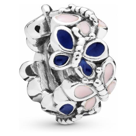 Pandora 797870ENMX Silber Zwischenelement Butterfly Arrangement