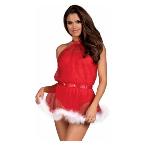 Sexy Kostüme für Damen Santastic dress Obsessive