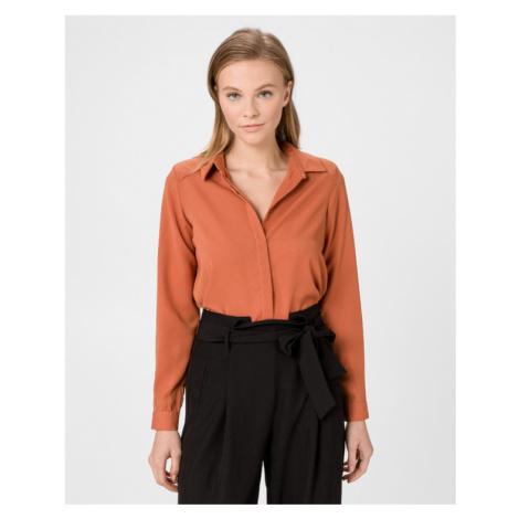 Vero Moda Evita Hemd Orange