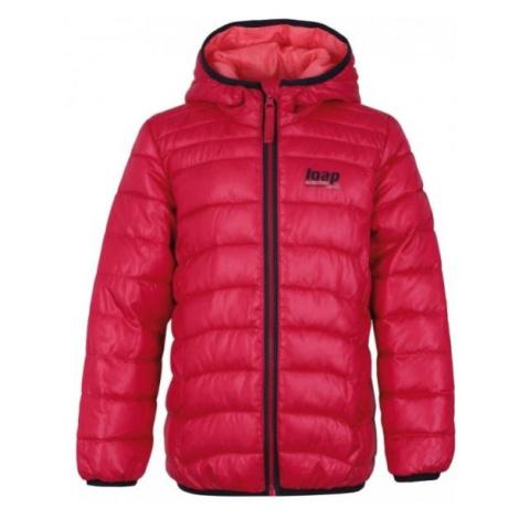 Loap IRENUS rosa - Kinder Winterjacke