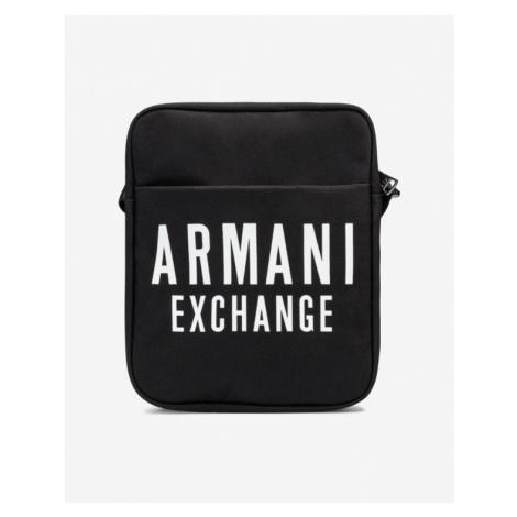 Armani Exchange Umhängetasche Schwarz