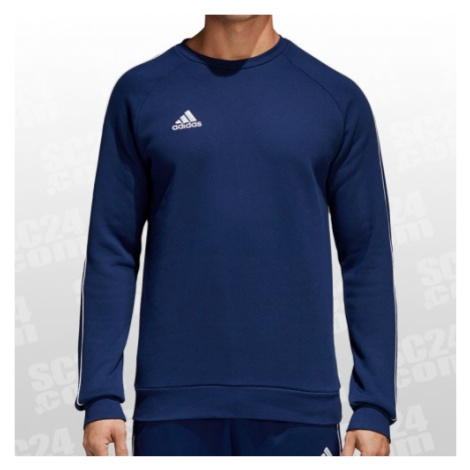 Adidas Core 18 Sweat Top blau Größe M