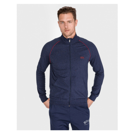 BOSS Mix&Match Sweatshirt Blau Hugo Boss