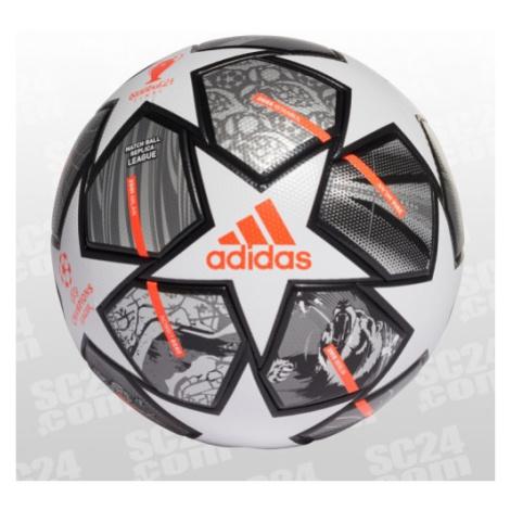 Adidas Istanbul 21 Finale League silber/rot Größe 5