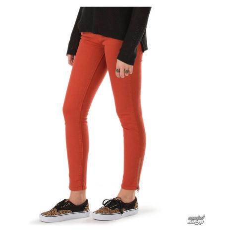Damen Hose VANS - Moto Skinny Denim - Ketchup - VX7G4MO