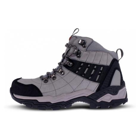 Herren Leder Outdoor Schuhe NORDBLANC Earth NBHC86 SVS