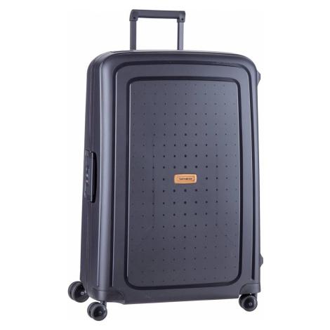Samsonite Trolley + Koffer S'Cure Eco Spinner 75 Eco Black (102 Liter)