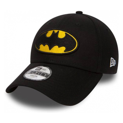 Kids New Era 9Forty Youth Essential Batman Black Yellow