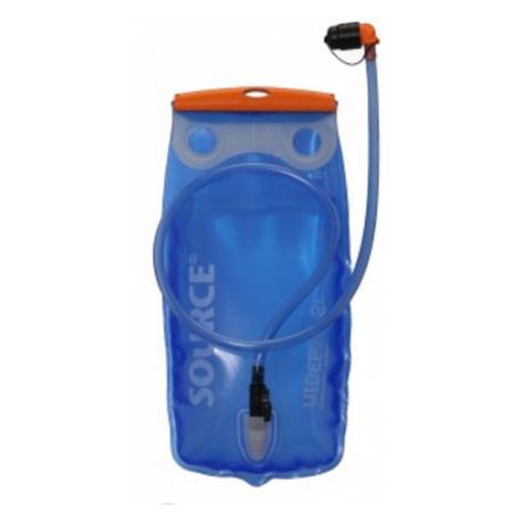 Source Widepac 2 L Weithals-Wassersack transparent-blue