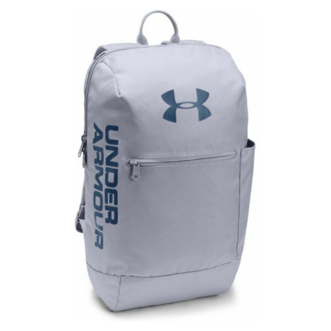 Under Armour UA PATTERSON BACKPACK grau - Rucksack
