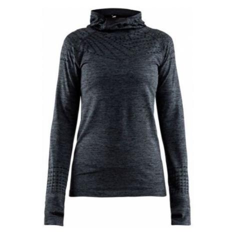 Sweatshirt CRAFT Core 2.0 Hood 1905962-998000 - dark  grey