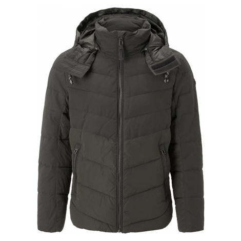 TOM TAILOR Herren Basic Pufferjacke, grün