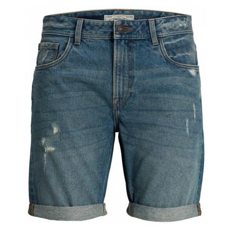 PRODUKT Regular Fit Jeansshorts Herren Blau
