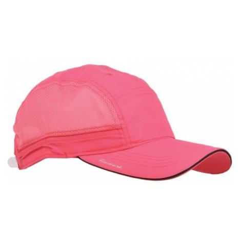 Finmark BASEBALL CAP FÜR DEN SOMMER rosa - Sportliche Sommermütze