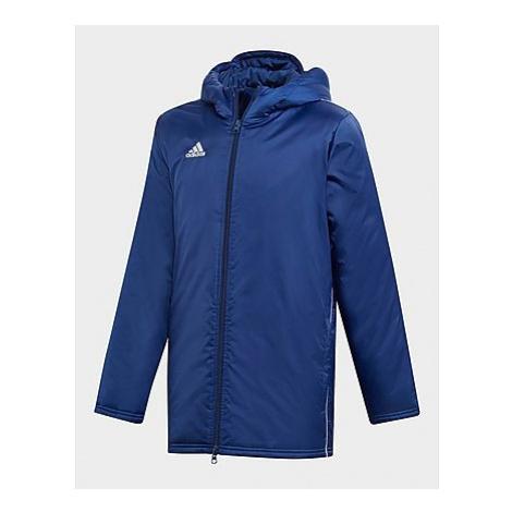 Adidas Core 18 Stadium Jacke - Dark Blue / White, Dark Blue / White