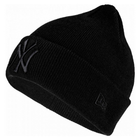 New Era MLB ESSENTIALS NEW YORK YANKEES schwarz - Herren Strickmütze