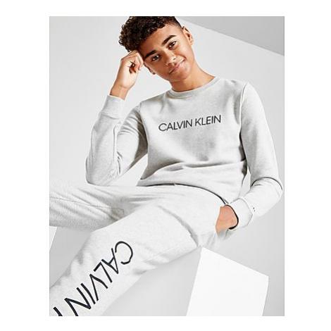 Calvin Klein Jeans Institutional Logo Sweatshirt Kinder - Kinder