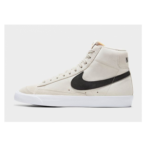 Nike Blazer Mid Suede - Light Orewood Brown/White/Black - Herren, Light Orewood Brown/White/Blac