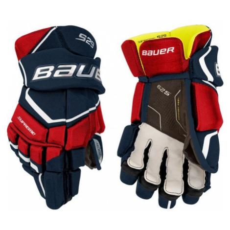 Bauer SUPREME S29 GLOVE JR rot - Eishhockey Handschuhe