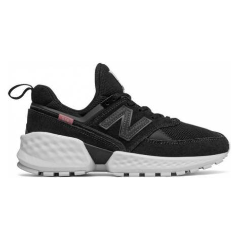 New Balance WS574TEB schwarz - Damen Sneaker
