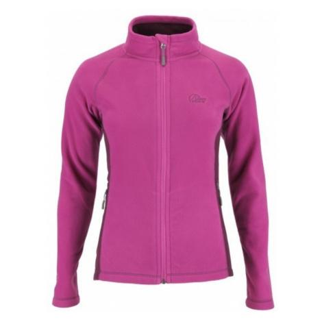 Rollkragen Lowe Alpine Micro Jacket Women´s pink