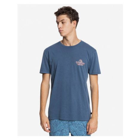 Quiksilver Surf Safari T-Shirt Blau