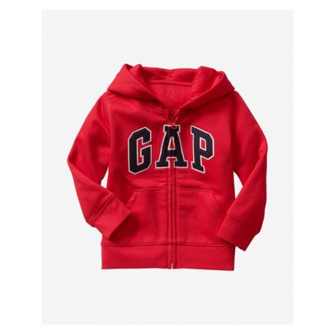 GAP Sweatshirt Kinder Rot