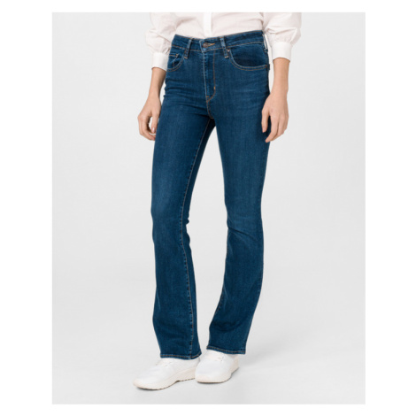 Levi's® 725™ High-Waisted Bootcut Jeans Blau Levi´s