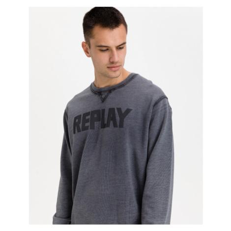 Replay Biopack Sweatshirt Grau