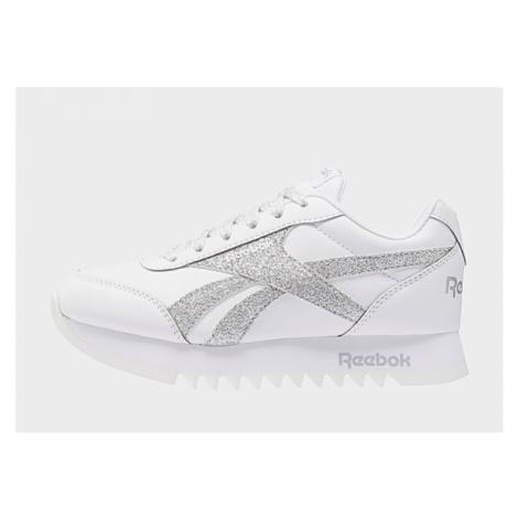 Reebok reebok royal classic jogger 2 platform shoes - White / Silver Metallic / White, White / S