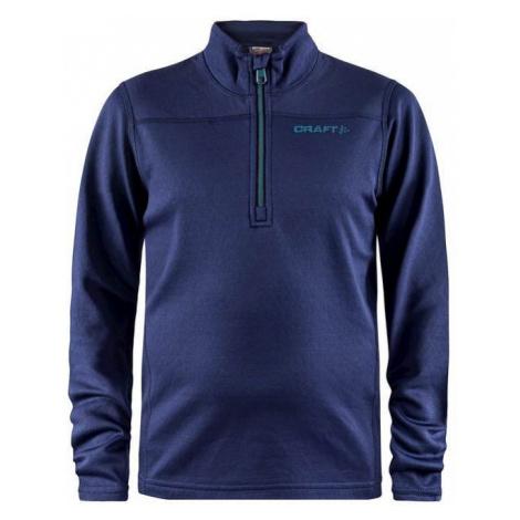Sweatshirt CRAFT Pin JR 1906540-391677 - dark  blue