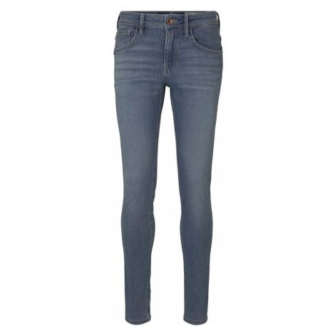 TOM TAILOR DENIM Herren Skinny Culver Jeans, blau