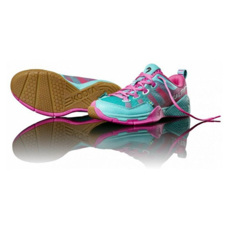 Schuhe Salming Kobra Women Türkis / Pink