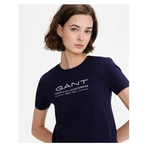 Gant MD. Summer T-Shirt Blau