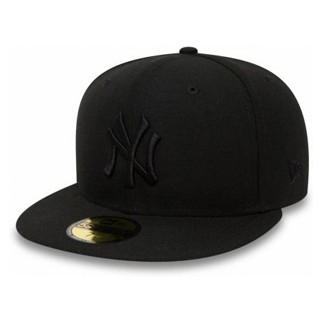New Era 59Fiftys Cap - NY YANKEES - Black on Black